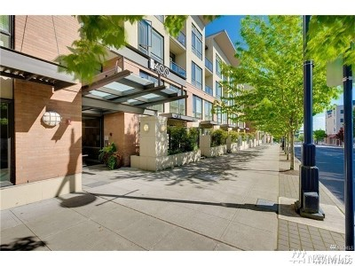 Bremerton Condo/Townhouse For Sale: 400 Washington Ave #117