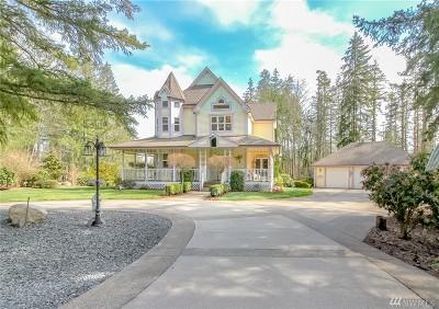 Eatonville Single Family Home For Sale: 32903 71st Av Ct E