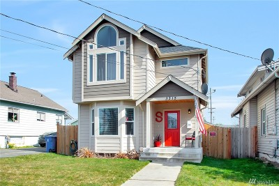 Tacoma Single Family Home For Sale: 3315 S K St