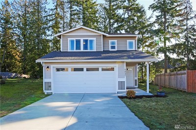 Silverdale Single Family Home For Sale: 7857 Celtic Lp NW