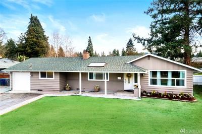 Auburn Single Family Home For Sale: 1240 23rd St SE