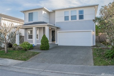 Everett Single Family Home For Sale: 2418 119th Place SE