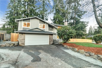 Everett Single Family Home For Sale: 2819 112th Place SE