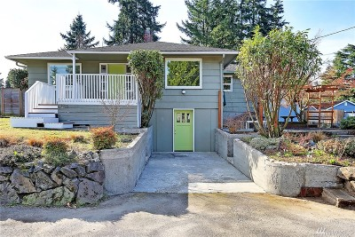 Burien Single Family Home For Sale: 1215 S 129th St