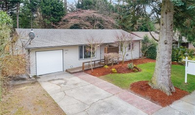 Kirkland Single Family Home For Sale: 12442 98th Ave NE