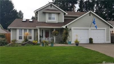 Lacey Single Family Home For Sale: 5435 Park Place Lp SE