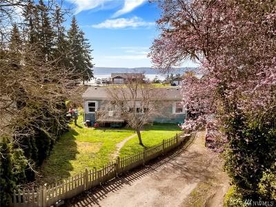 Camano Island Single Family Home For Sale: 984 Gary Lane