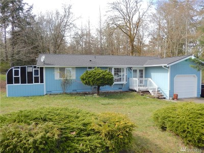 Port Orchard Single Family Home For Sale: 3076 Alaska Ave E