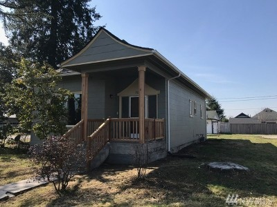 Sedro Woolley Single Family Home Pending: 720 Haines St