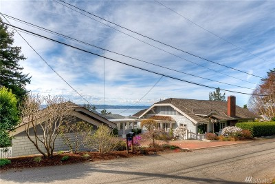 Burien Single Family Home For Sale: 16905 35th Ave SW