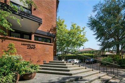 Seattle Condo/Townhouse For Sale: 2360 43rd Ave E #405