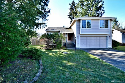 Pierce County Single Family Home For Sale: 9014 81st St SW