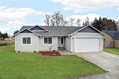 Thurston County Single Family Home For Sale: 6402 199th Lp SW