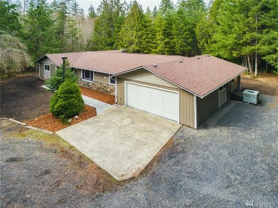 Chehalis Single Family Home For Sale: 573 Logan Hill Rd