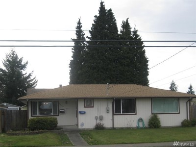 Tacoma Single Family Home For Sale: 5204 McKinley Ave E