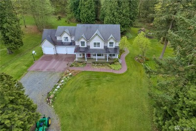 Whatcom County Single Family Home For Sale: 85 N Harvey Rd