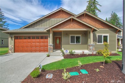 Silverdale Single Family Home For Sale: 5107 NW Cannon Cir