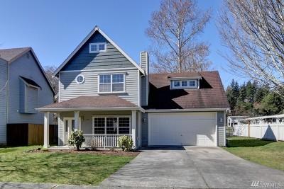 Bellingham Single Family Home Pending: 900 31st Place