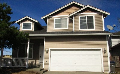 Lynnwood Single Family Home For Sale: 817 202nd Place SW