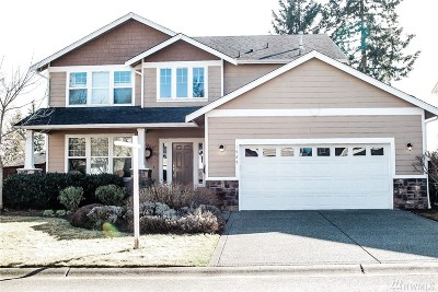 Tumwater Single Family Home For Sale: 1425 Rockcreek Lane SW