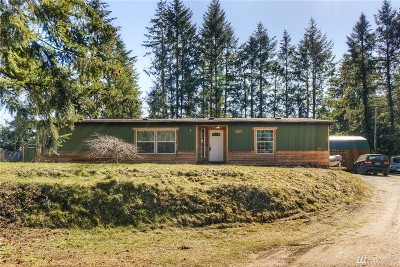 Spanaway Single Family Home For Sale: 4206 250th St Ct E