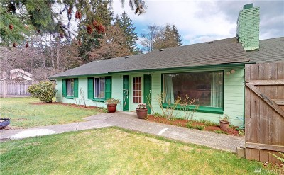 Shoreline Single Family Home For Sale: 16538 25th Ave NE