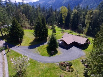 Whatcom County Single Family Home For Sale: 8895 Glacier Court Ct