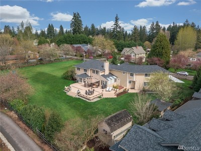 Woodinville Single Family Home For Sale: 16613 162nd Ave NE