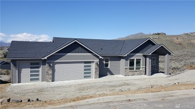 Chelan County Single Family Home For Sale: 197 W Mountain Brook Lane