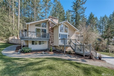 Gig Harbor Single Family Home For Sale: 4017 30th Av Ct NW