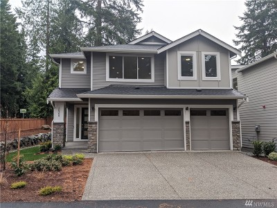 Shoreline Single Family Home For Sale: 20309 8th Ave NW #1
