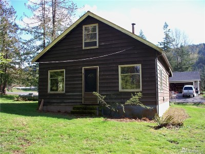 Bellingham Single Family Home Pending: 3006 University St
