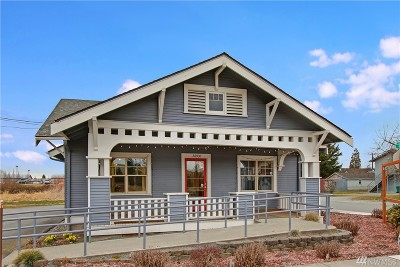 Stanwood Single Family Home For Sale: 26930 94th Dr NW