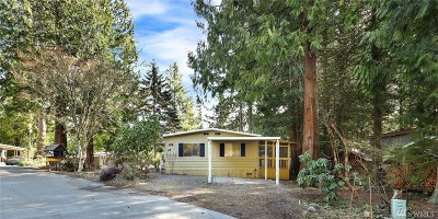 Mobile Home Sold: 4915 Samish Way #25