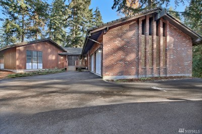 Federal Way Single Family Home For Sale: 3711 S 322nd St