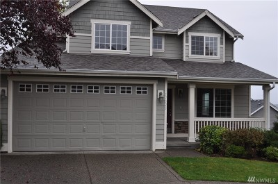 Puyallup Single Family Home For Sale: 17020 140th Ave E