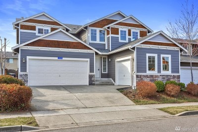Mount Vernon Single Family Home For Sale: 233 Shantel St
