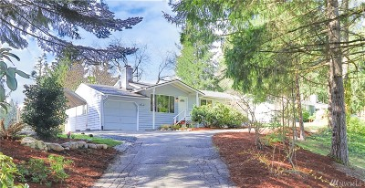Single Family Home For Sale: 15837 199th Ave NE