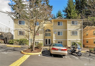King County Condo/Townhouse For Sale: 23410 18th Ave S #K201