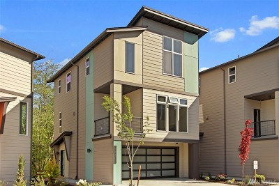 Lynnwood Condo/Townhouse For Sale: 15018 12th Place W #24