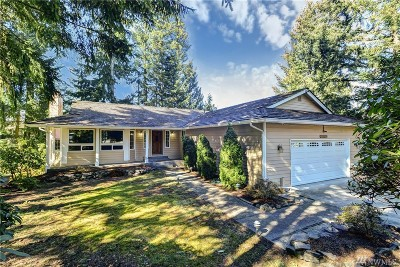 Puyallup Single Family Home For Sale: 14002 109th Av Ct E