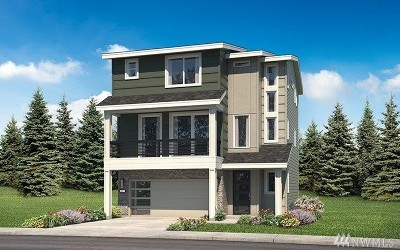 Lynnwood Condo/Townhouse For Sale: 3526 164th Place SW #2