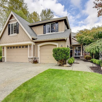 Sammamish Single Family Home Contingent: 27202 SE 13th Place