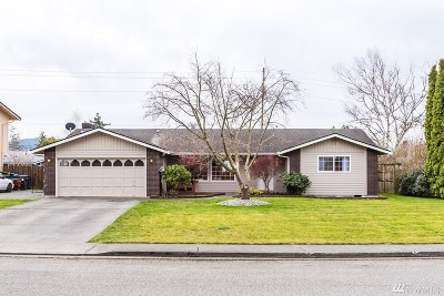 Mount Vernon Single Family Home Pending: 2426 Monica Dr