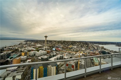 Seattle Condo/Townhouse For Sale: 583 Battery St #616