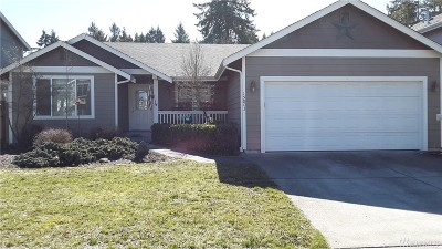 Yelm Single Family Home For Sale: 15803 Yelm Terra Wy SE