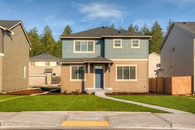 Shelton Single Family Home For Sale: 209 Elderberry St #62
