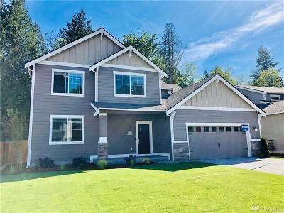 Puyallup Single Family Home For Sale: 12522 Emerald Ridge Blvd E #62