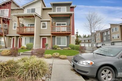 Pierce County Single Family Home For Sale: 17406 118th Av Ct E #G