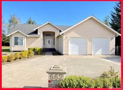 Single Family Home For Sale: 662 Weatherwax Lp NE